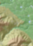 Toby Creek map