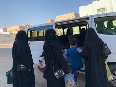رحلة مع #سواح 🚌🌴🍃  باقة _ نافذة