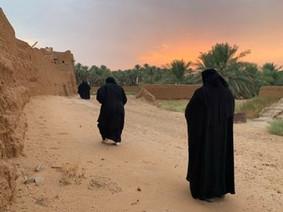رحلتنا إلى #قصر_المشقوق 🌴_آثار ال