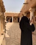 محطتنا الثانية  قرية عيون الجواء التراثي