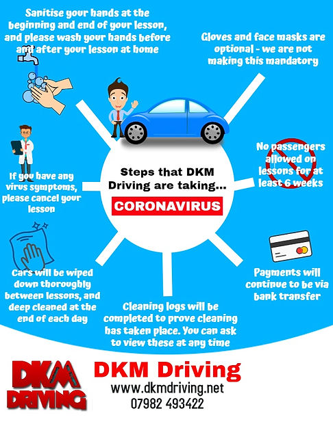 Copy of Corona virus Prevention flyer in