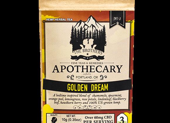 CBD Tea - Golden Dream