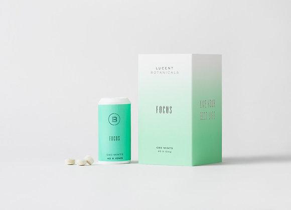 Lucent Botanicals Focus Mints
