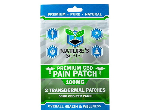 Nature's Script Pain Patch
