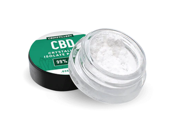 Pure CBD Isolate 1000mg