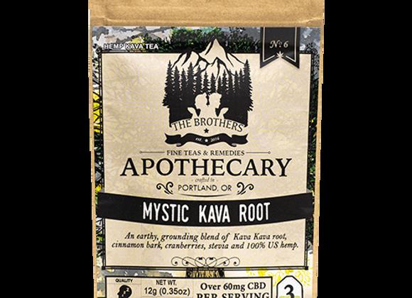 CBD Tea - Mystic Kava