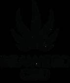 Seaweed Logo Symbol Font CBD BLACK.png