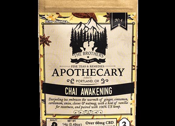 Brother's Apothecary Tea - Chai Awakening