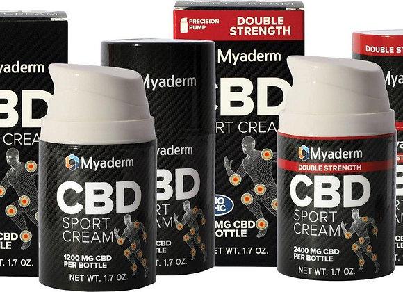 Myaderm Double Strength Sport