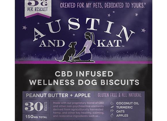 Austin and Kat Pet Treats (3 sizes)