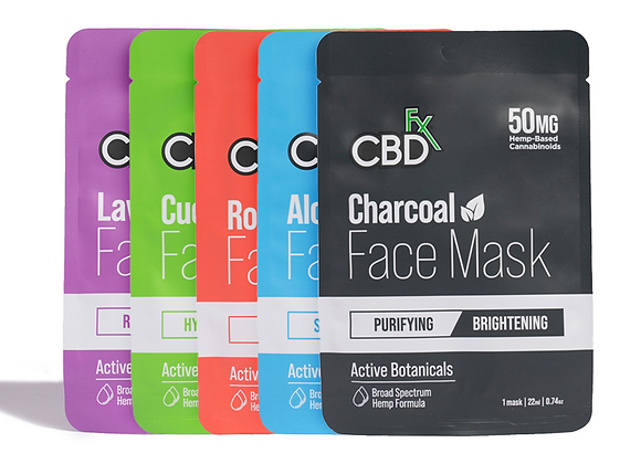 CBD Facial Mask