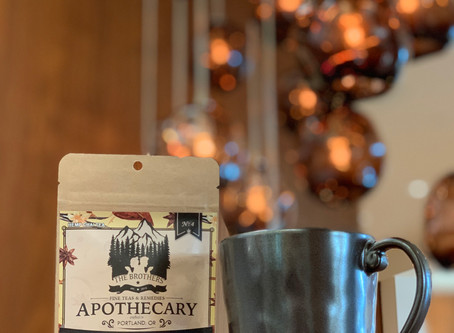 Product Spotlight: The Brothers Apothecary Fine Teas and Remedies