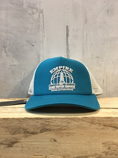 Adidas / trucker empire
