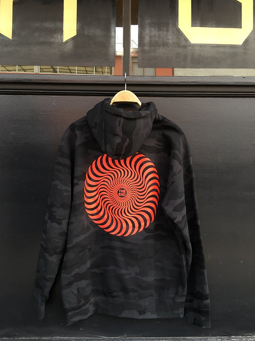 Spitfire / classic swirl hood