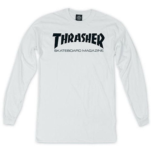 Thrasher / mag logo long sleeve