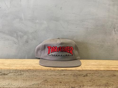 Thrasher / outlined
