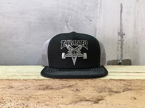 Thrasher / skategoat truckerhat