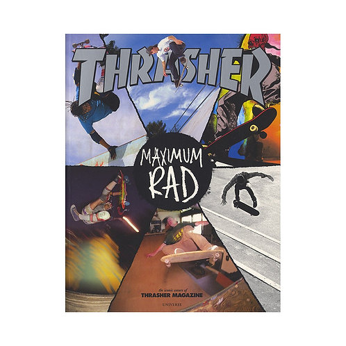 Thrasher / libro maximum road