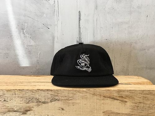 Santa cruz / snake bite snapback