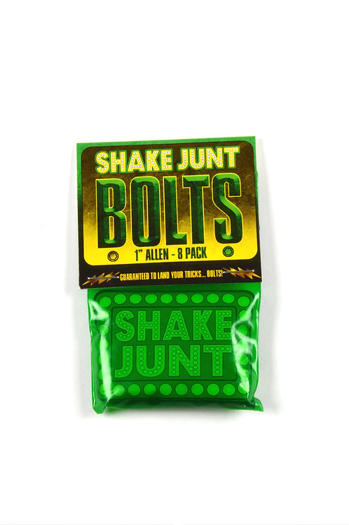 Shake junt / bag o bolts