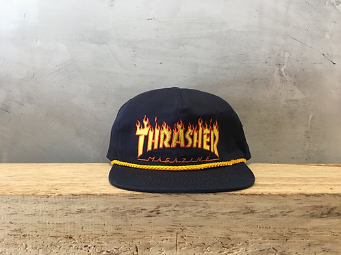 Thrasher / flame logo