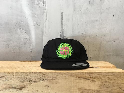 Slime balls / logo strapback