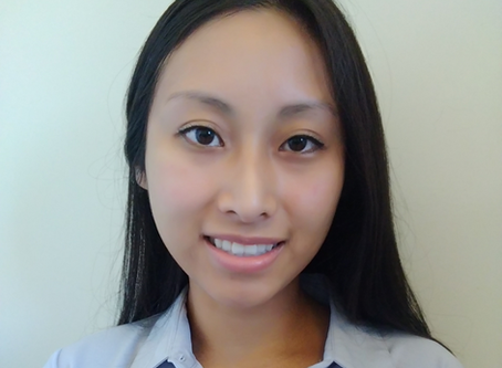 Welcoming Dr Katie Chung to the team!