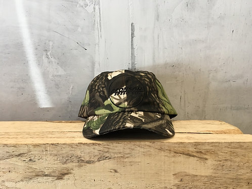 Bronson speed co / outlined camo hat