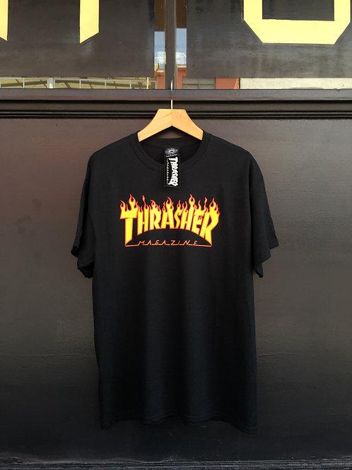 Thrasher / flame logo