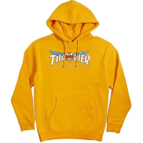 Thrasher x venture / hoodie
