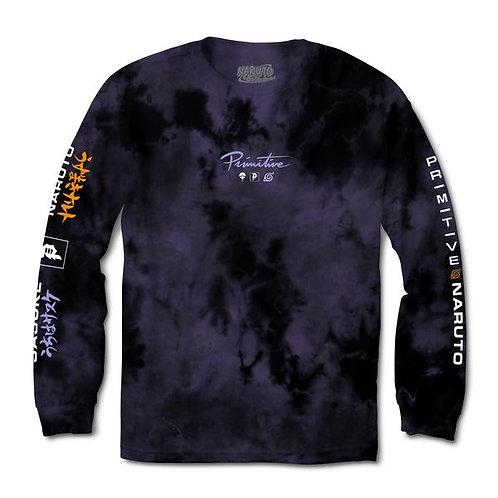 Primitive x Naruto / Powers washed ti dye
