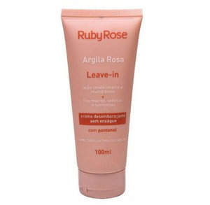 Leave-In Argila Rosa - Ruby Rose