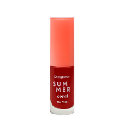 Gel Tint Summer Coral – Ruby Rose
