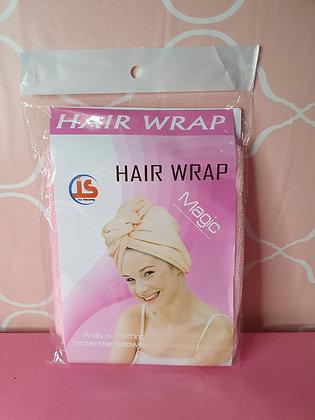 Toalha Para Cabelo - Wrap