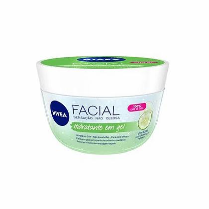 Hidratante Facial em Gel Nivea com Ácido Hialurônico e Pepino