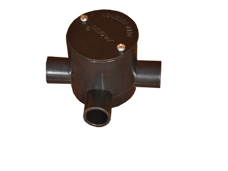 20mm Deep Junction Box 4 Way