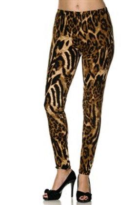 Leopard Print Leggiing