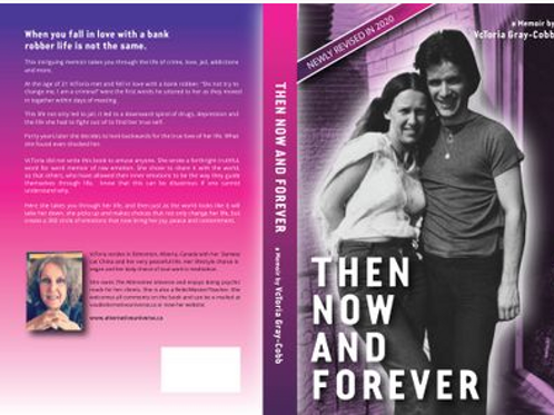 BOOK: Then Now And Forever by VcToria Gray Cobb