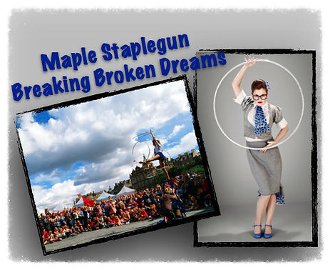 Maple Staplegun - Breaking Broken Dreams