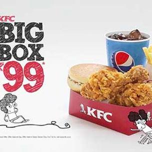 KFC Big Box