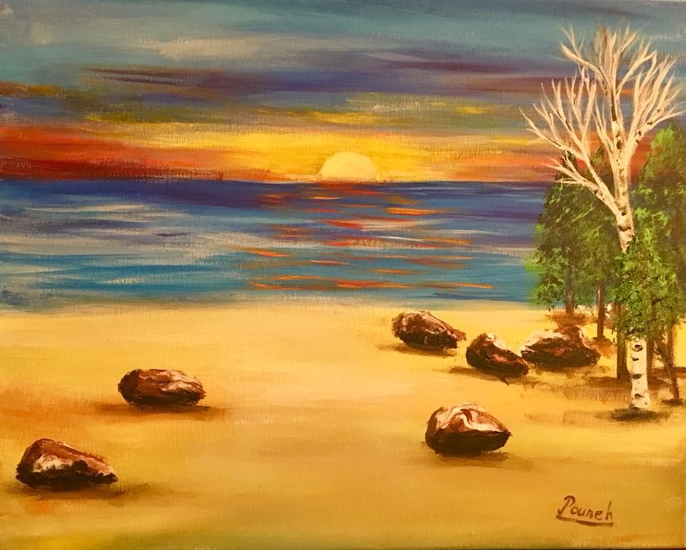 art lake