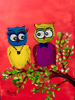 Owl for kids