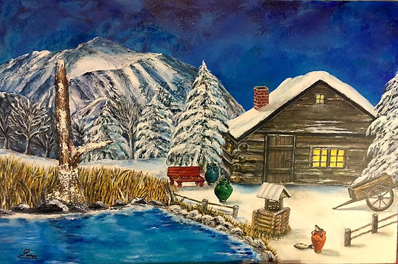 Cabin (Sold)