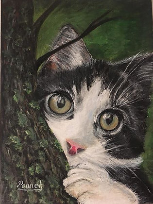 Kitty Cat (SOLD)