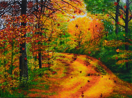 Fall (SOLD)