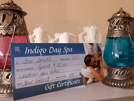 Indigo Day Spa Kempsey