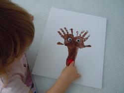 Reindeer Artwork