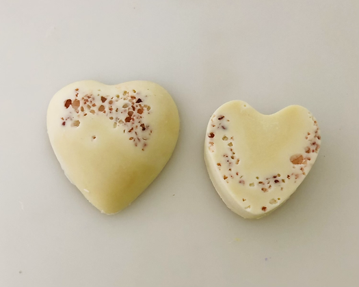 ZESTFUL ROSE  VALENTINES HEART 60g