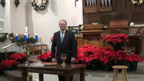 Rev. Dr. Steve Wilson - Welcome