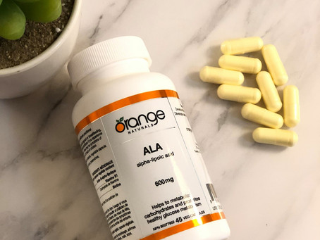 Alpha Lipoic Acid | Antioxidant & Diabetes Care